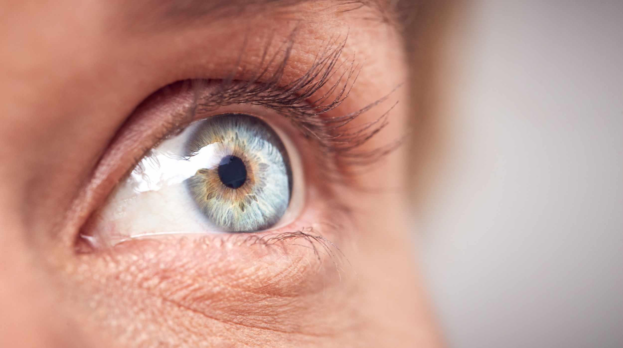 covid scan eye symptoms patients