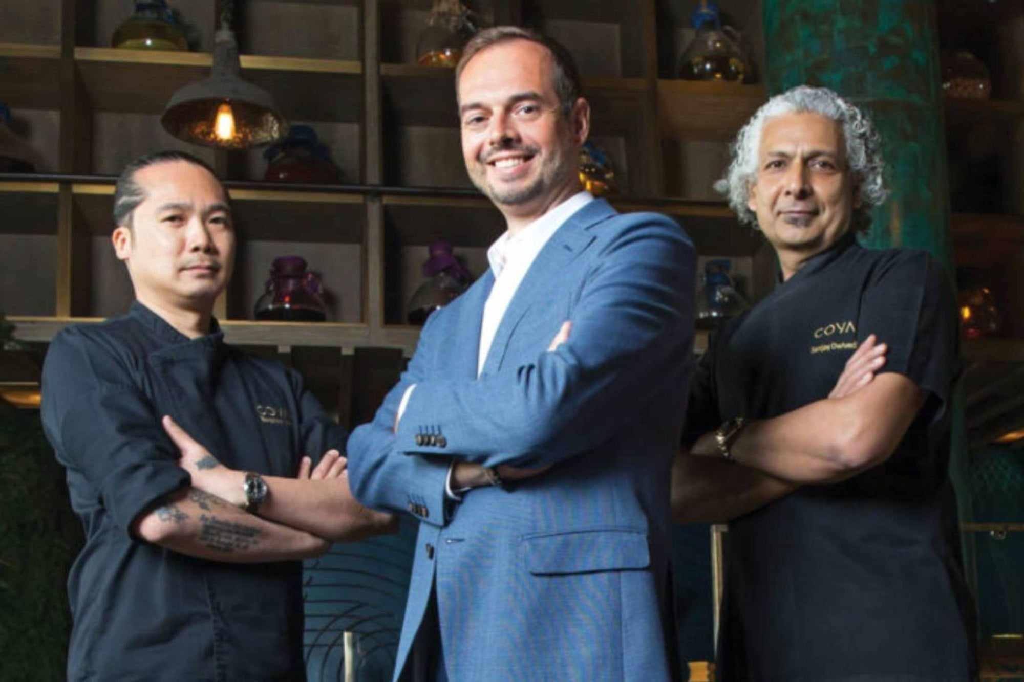 coya experience entrepreneur multifaceted