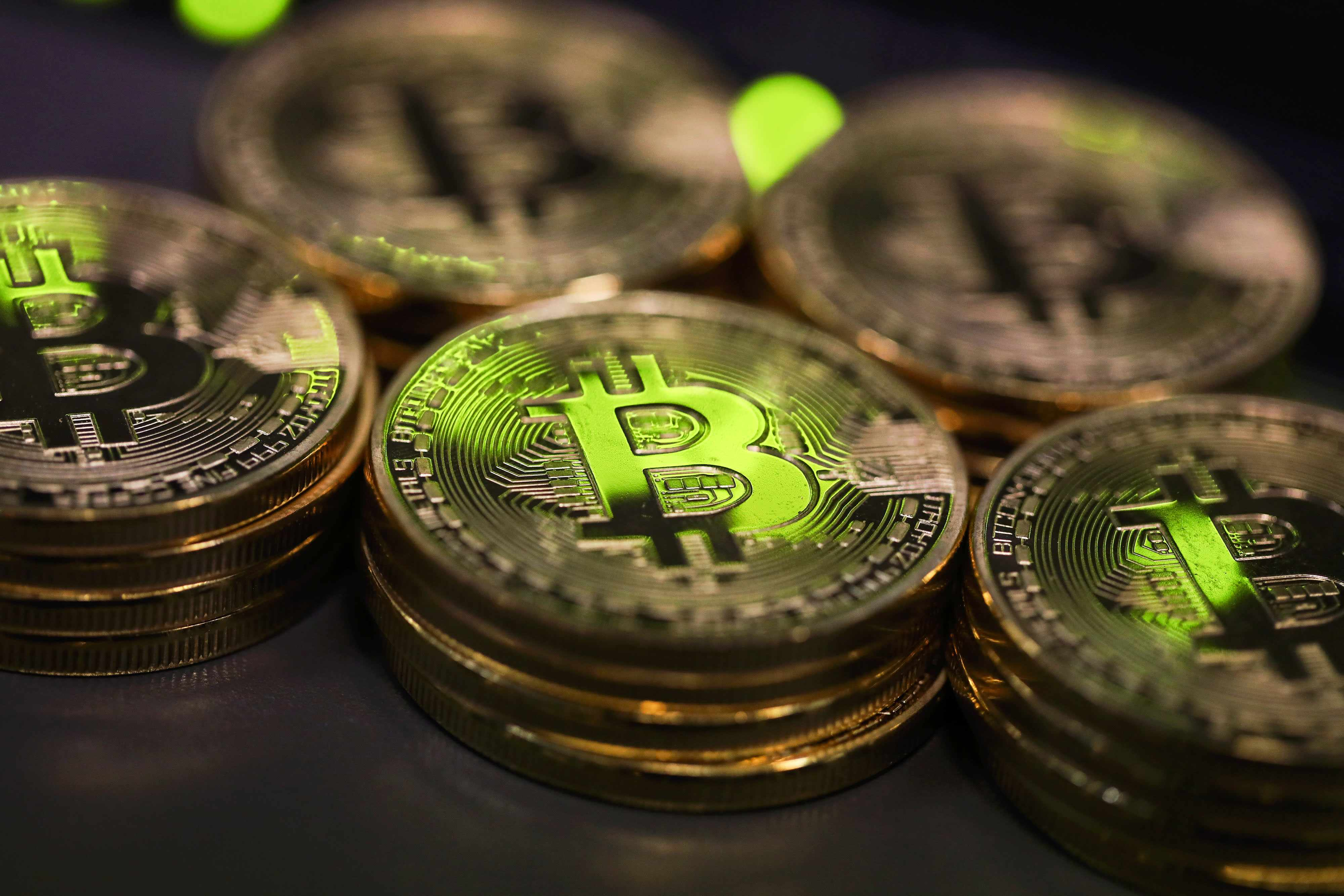 cryptocurrency bitcoin slide market investors