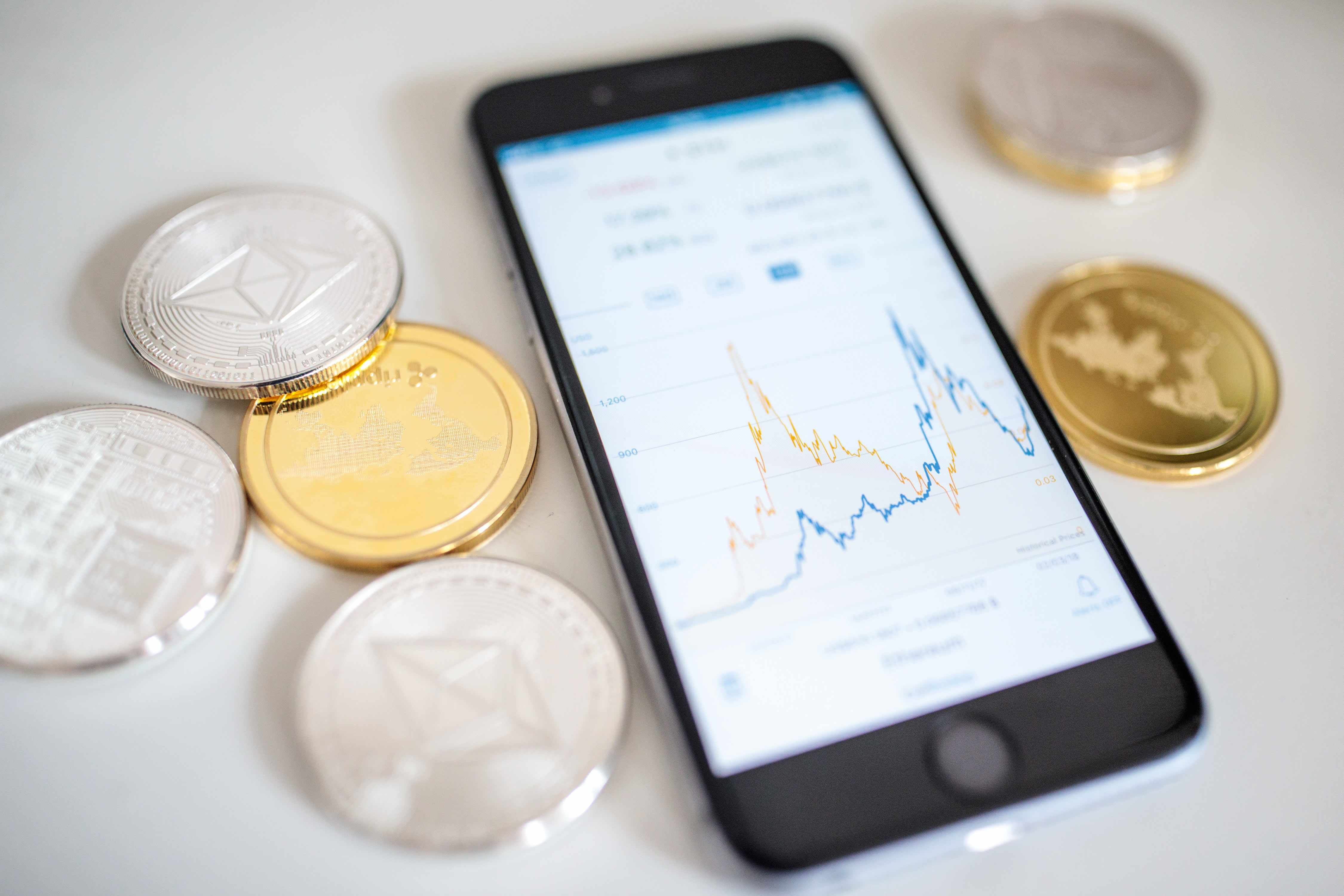 cryptocurrency weekends crashes banks mckeon