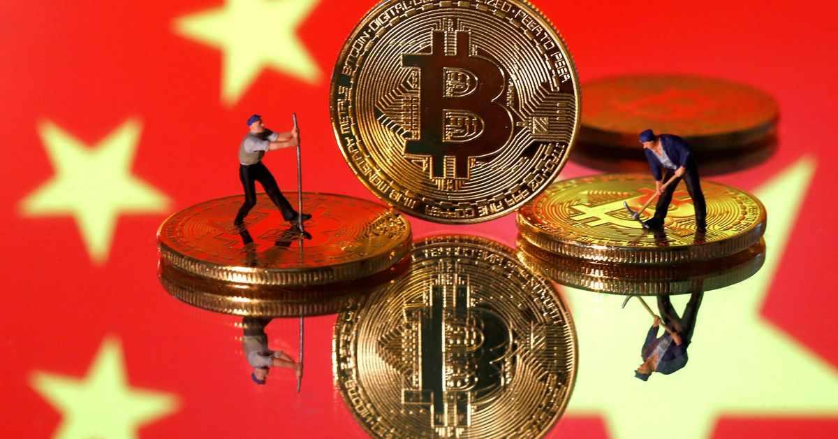 cryptomining reuters china bitcoin mining