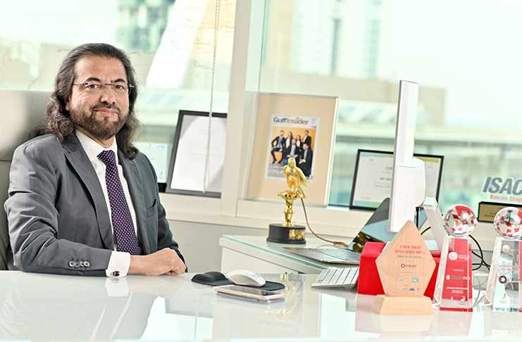 bahrain cybersecurity ctm based startup