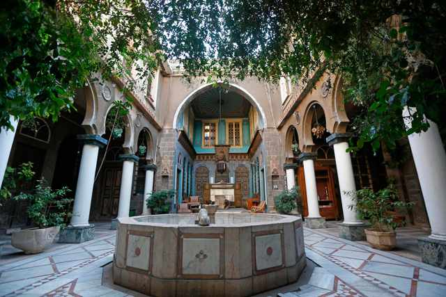 damascus syrian homes them archives