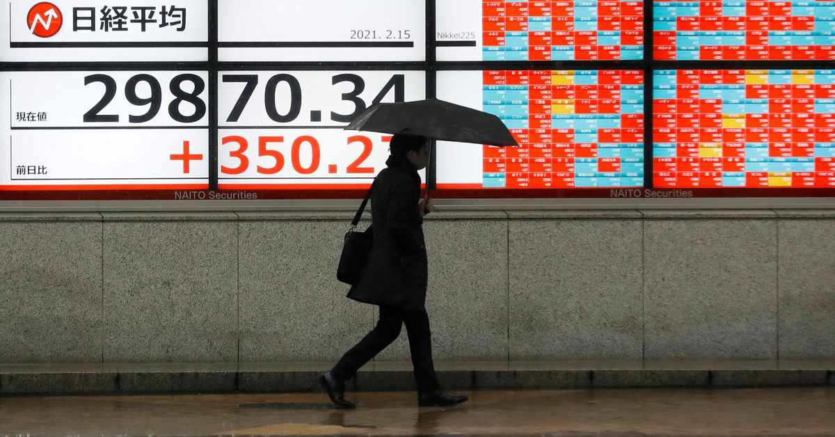 data asia deluge reuters
