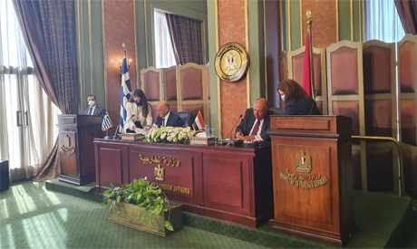 egypt maritime demarcation greece countries