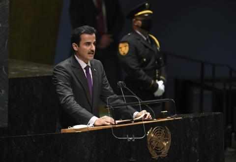 declaration, gulf, united, qatar, conflicts,