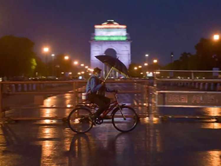 delhi night curfew april covid
