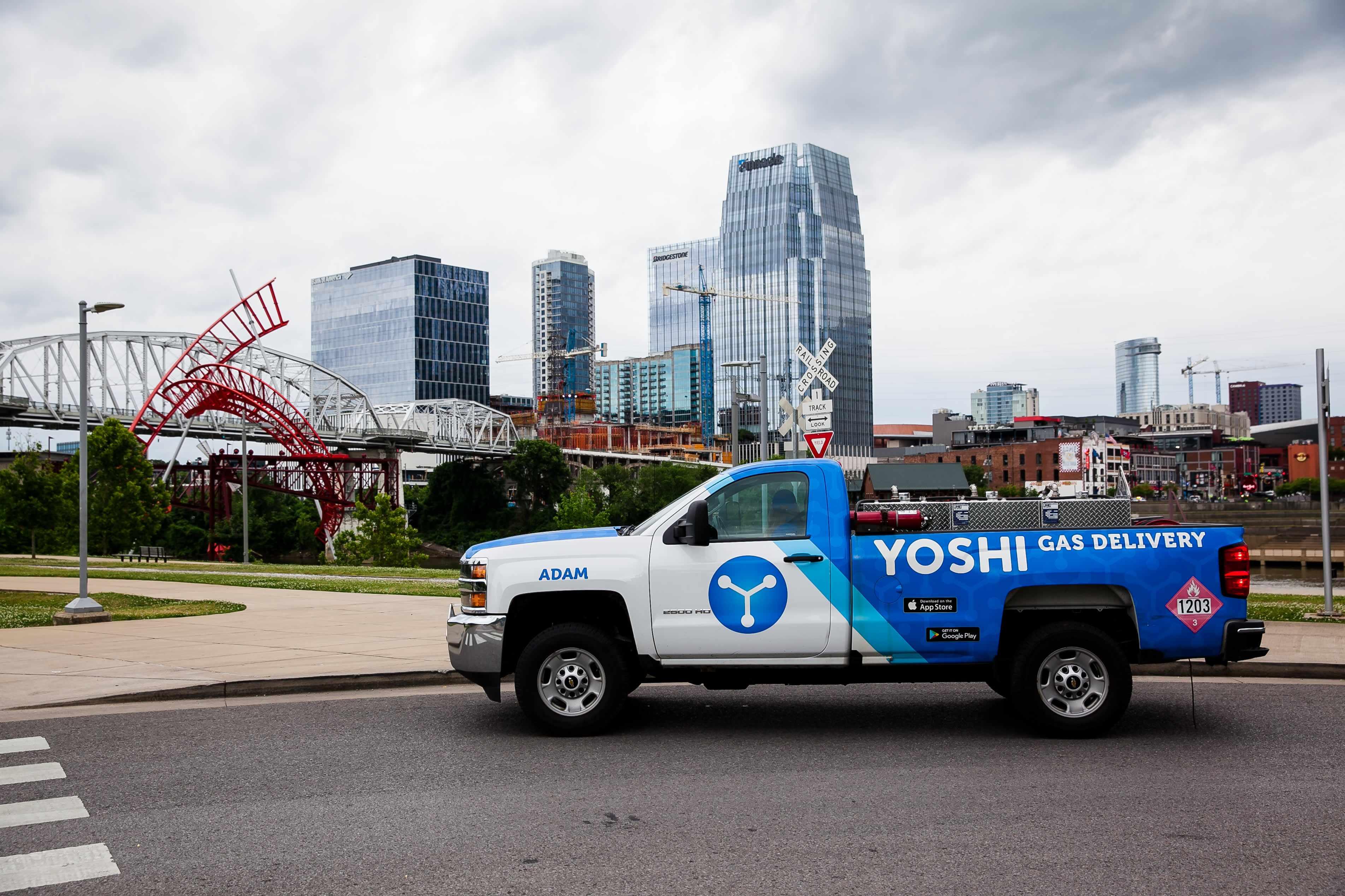 demand yoshi investment round maintenance