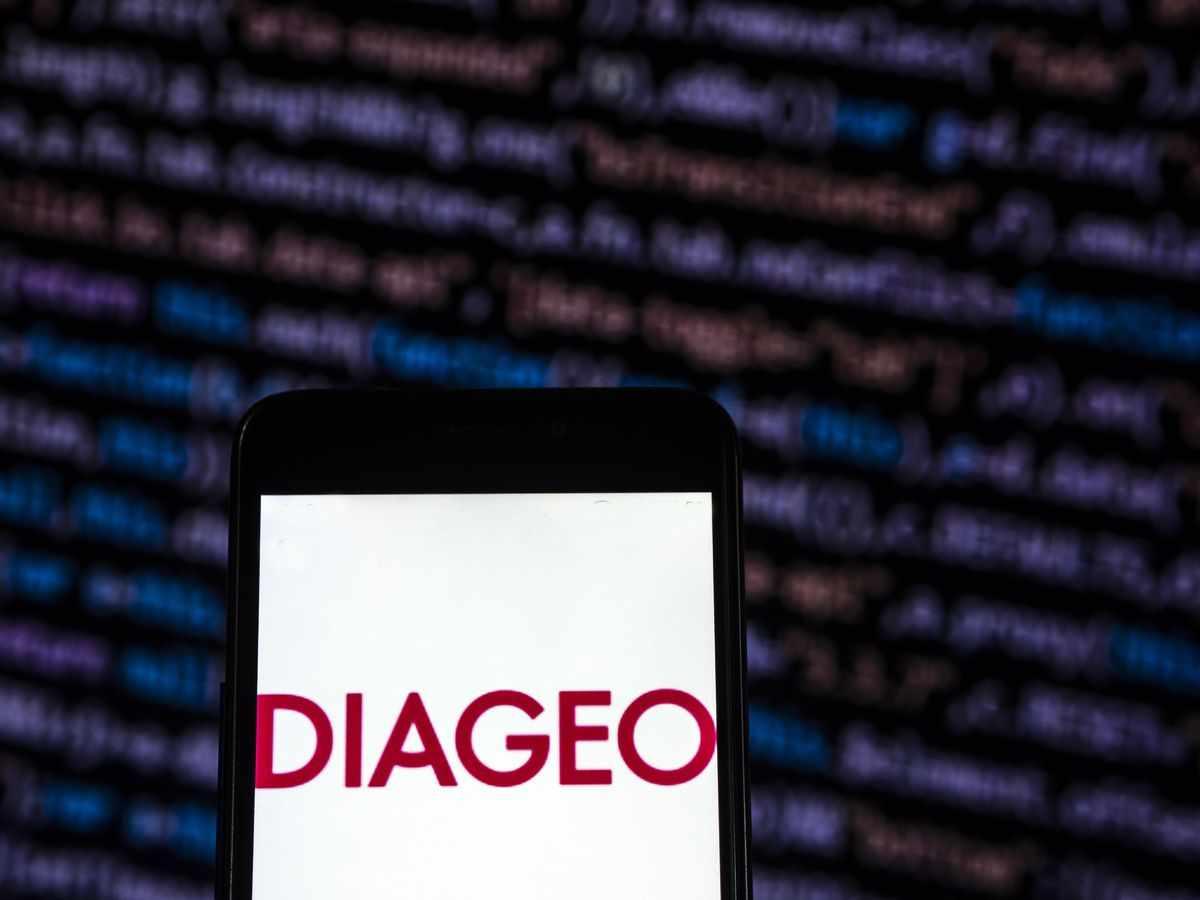 diageo stock gains deo