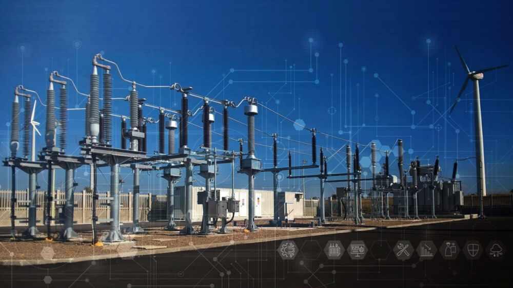 digital substation hitachi abb power
