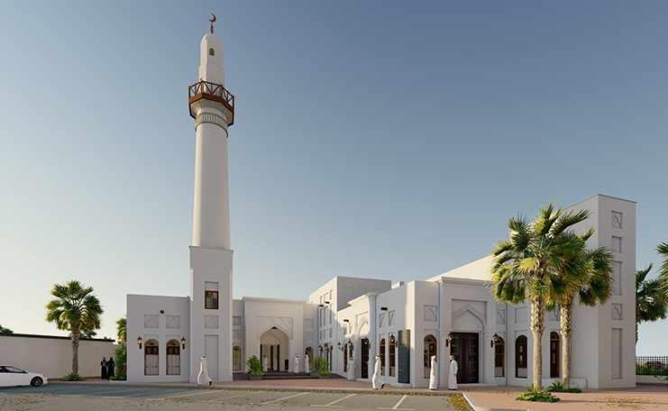 diyar mosque muharraq construction malalla