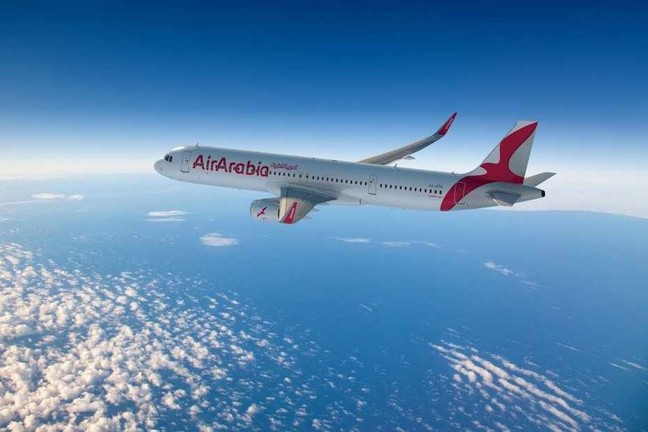 doha air-arabia arabia flights january