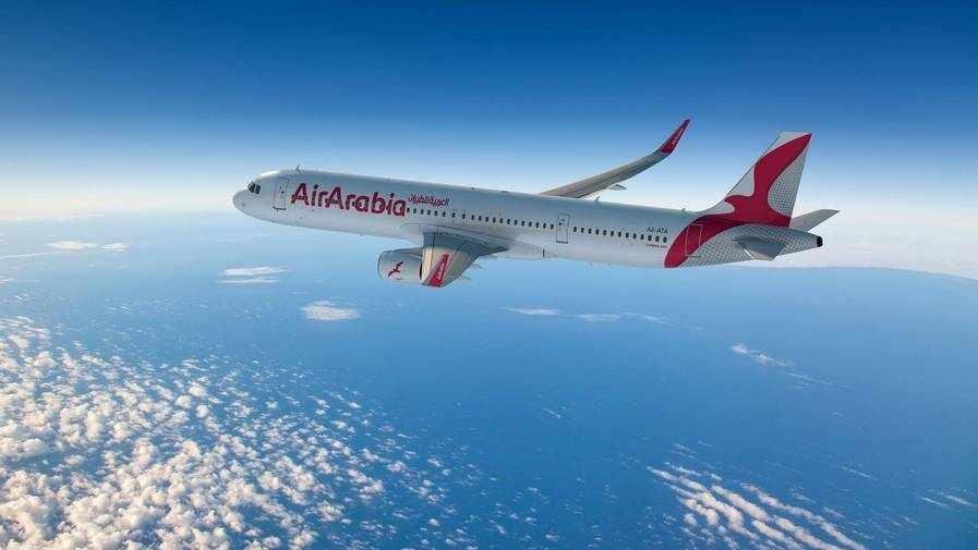 doha air-arabia flights arabia sharjah