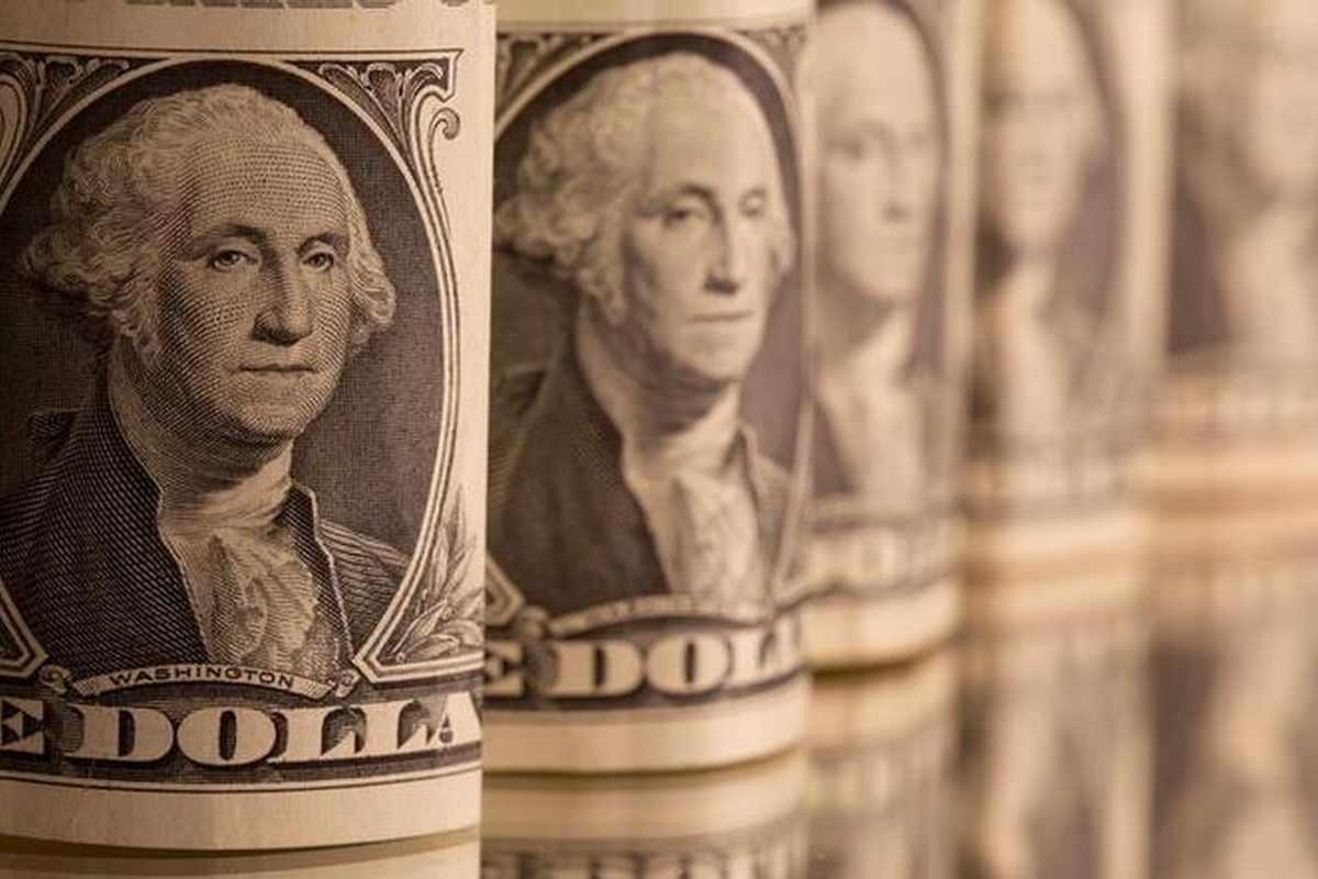 dollar inflation teeters stimulus volatility
