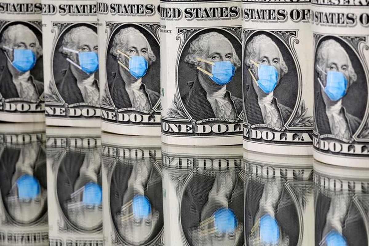 dollar investors inflation were aussie