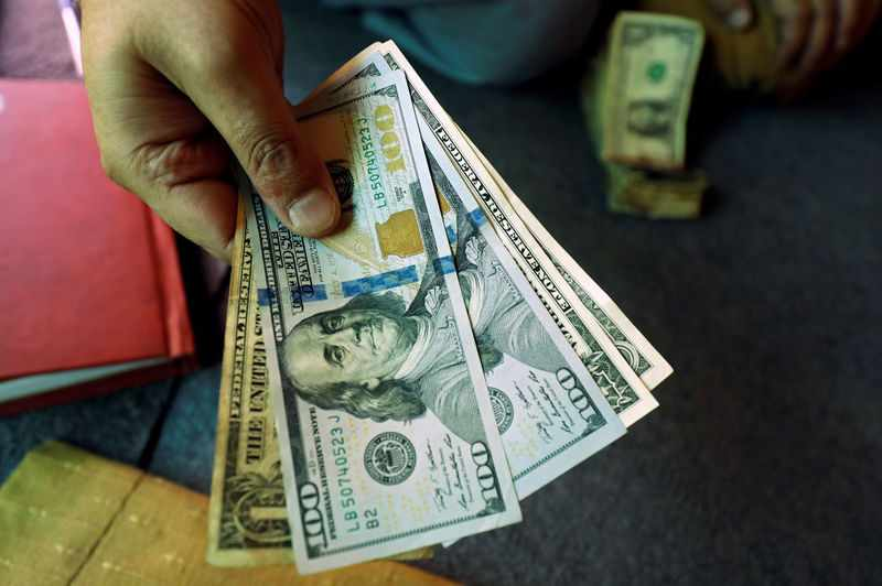 dollar rising consumer prices yields