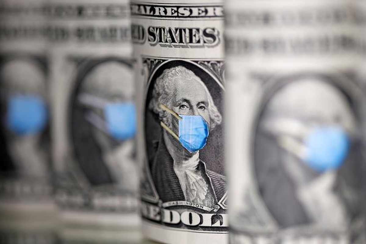 dollar shares outlook firm delta