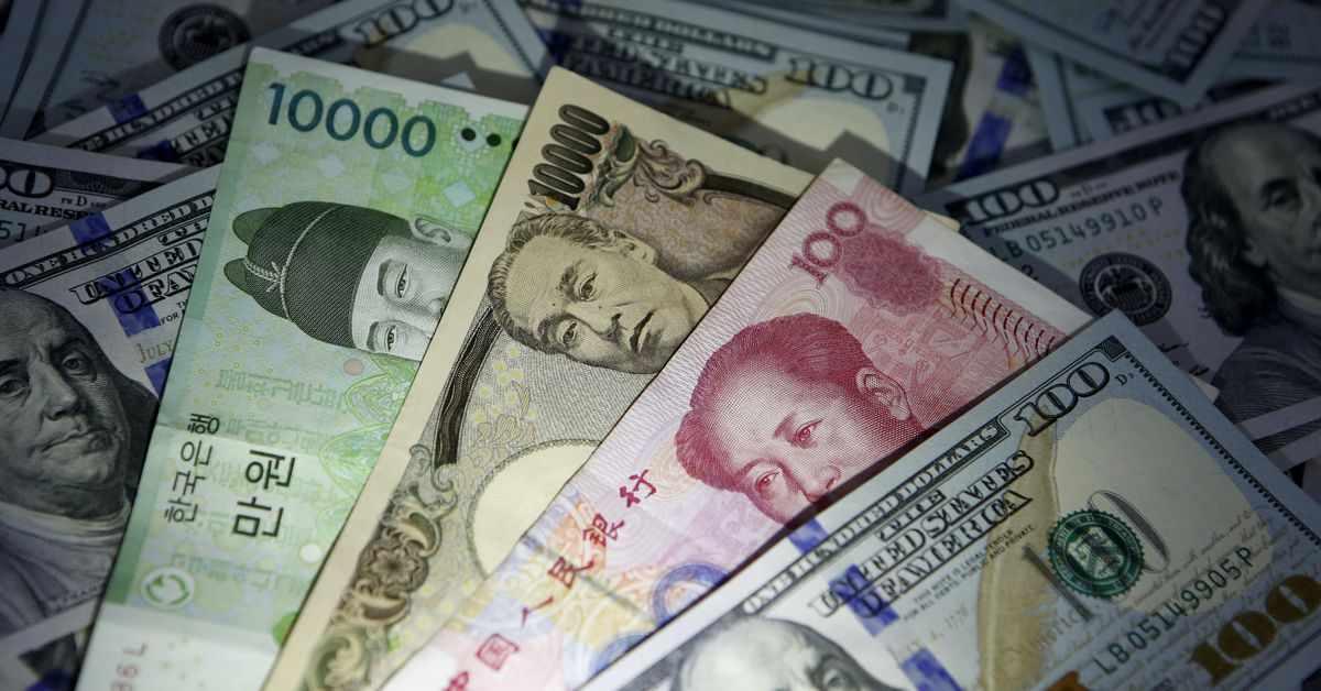 dollar yen bitcoin reuters