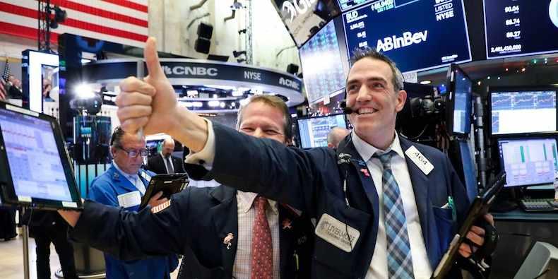 dow comeback harsh investors growth