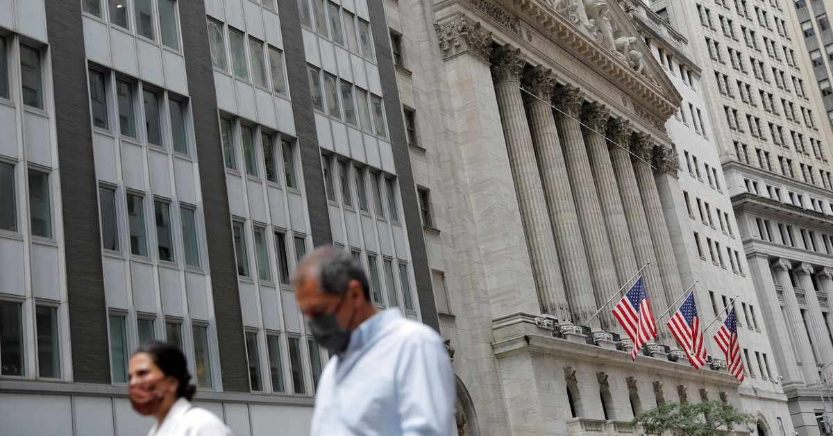dow optimism reuters recovery
