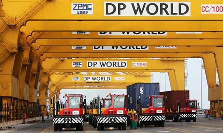 dp-world world growth volume cent