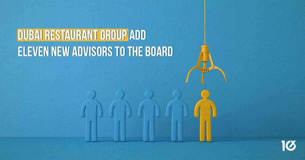dubai advisors group board restaurant