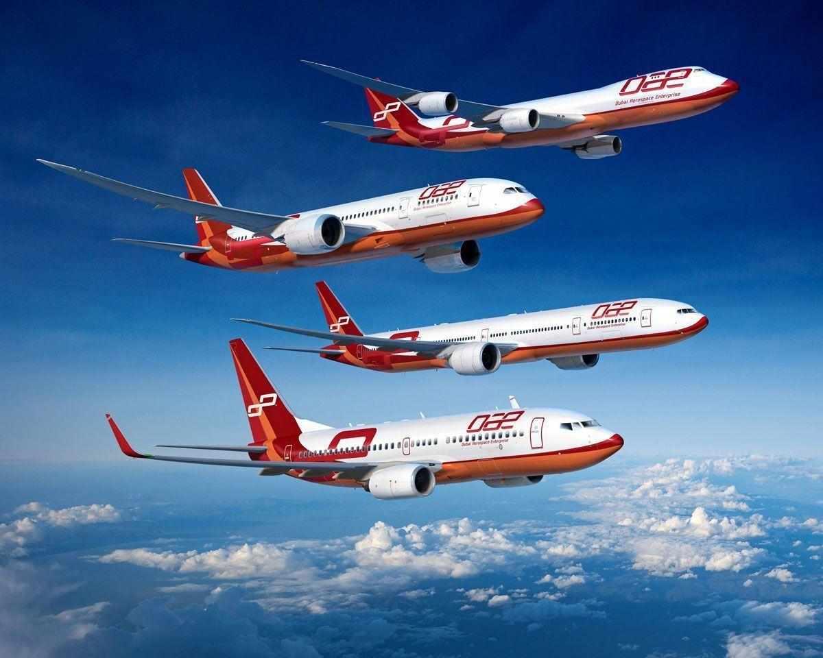 dubai aerospace portfolio jets planes