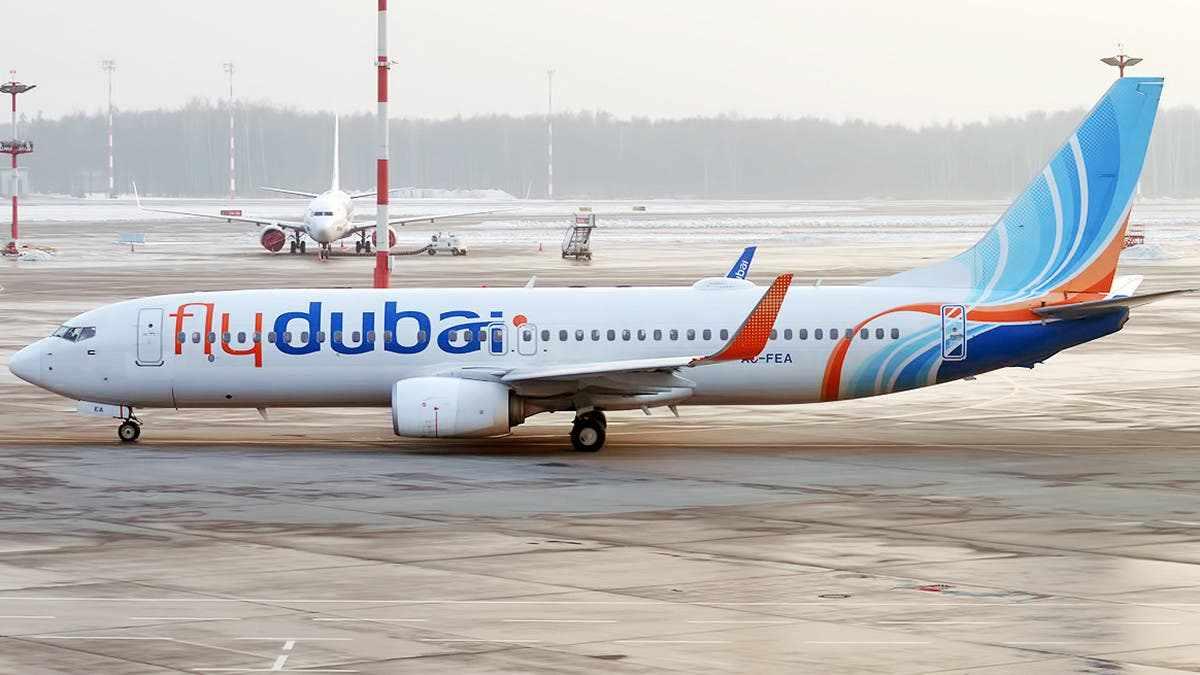dubai airport airplanes collided gulf