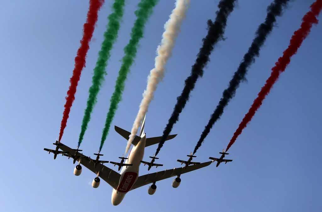 dubai, airshow, aviation, position, unique,