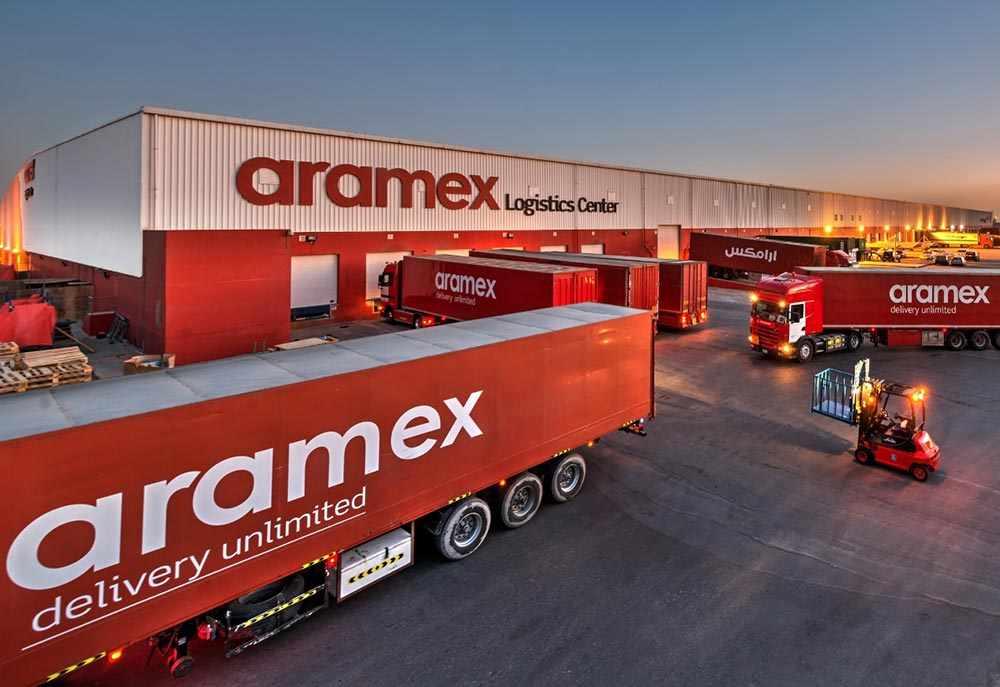 dubai aramex subsidiary balance sheet