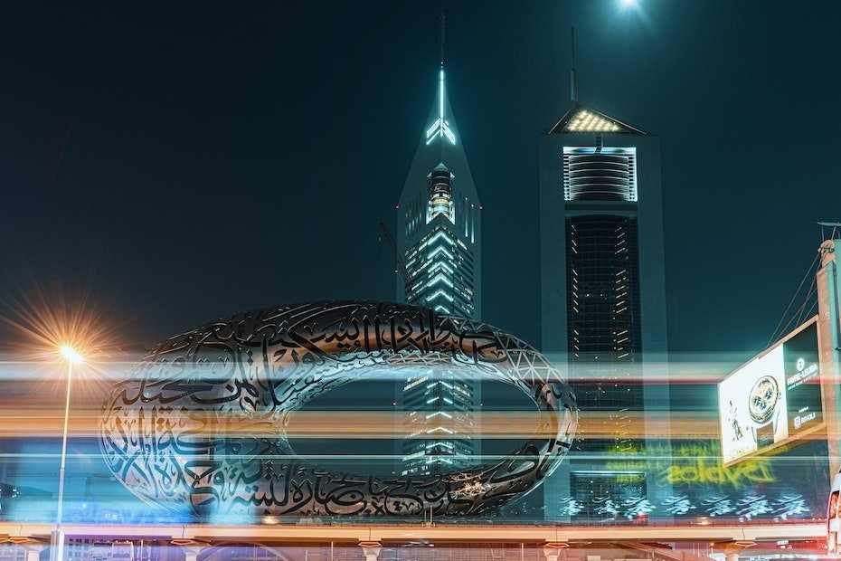 dubai business growth covid path