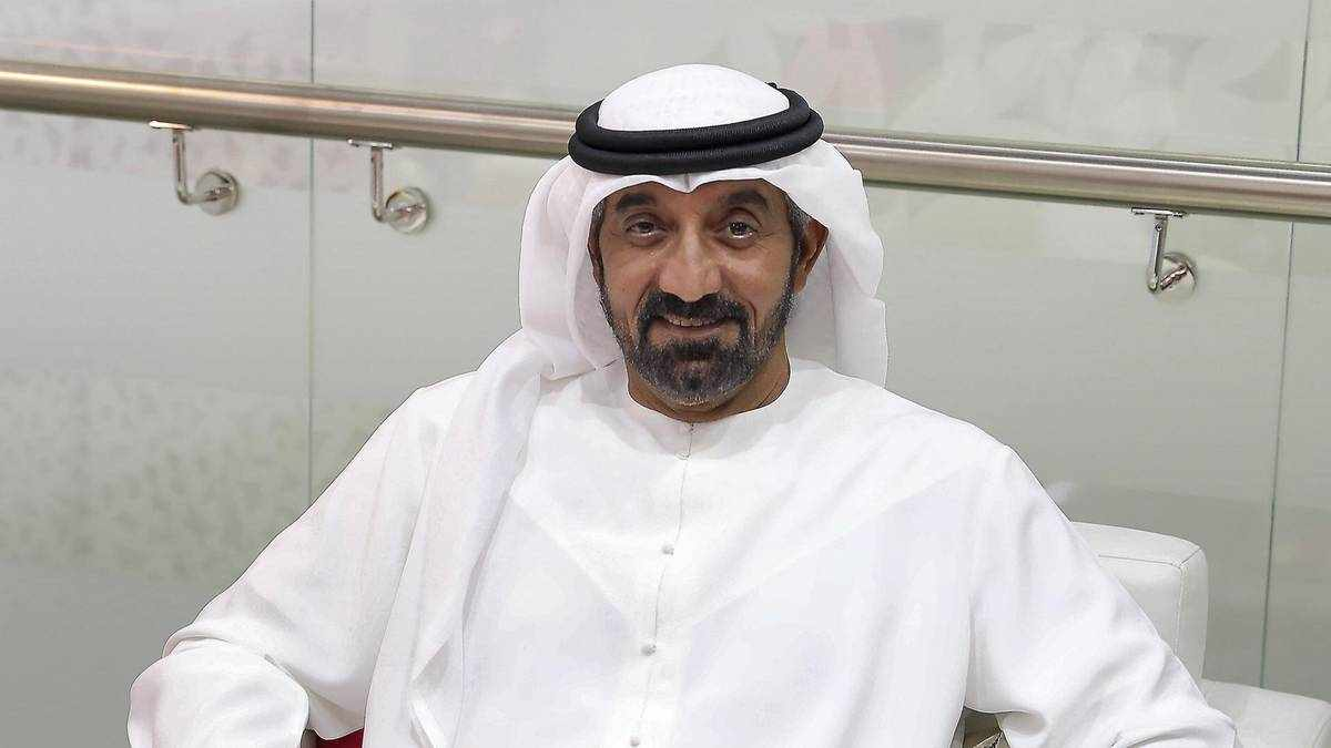 dubai chairman ahmed world trade