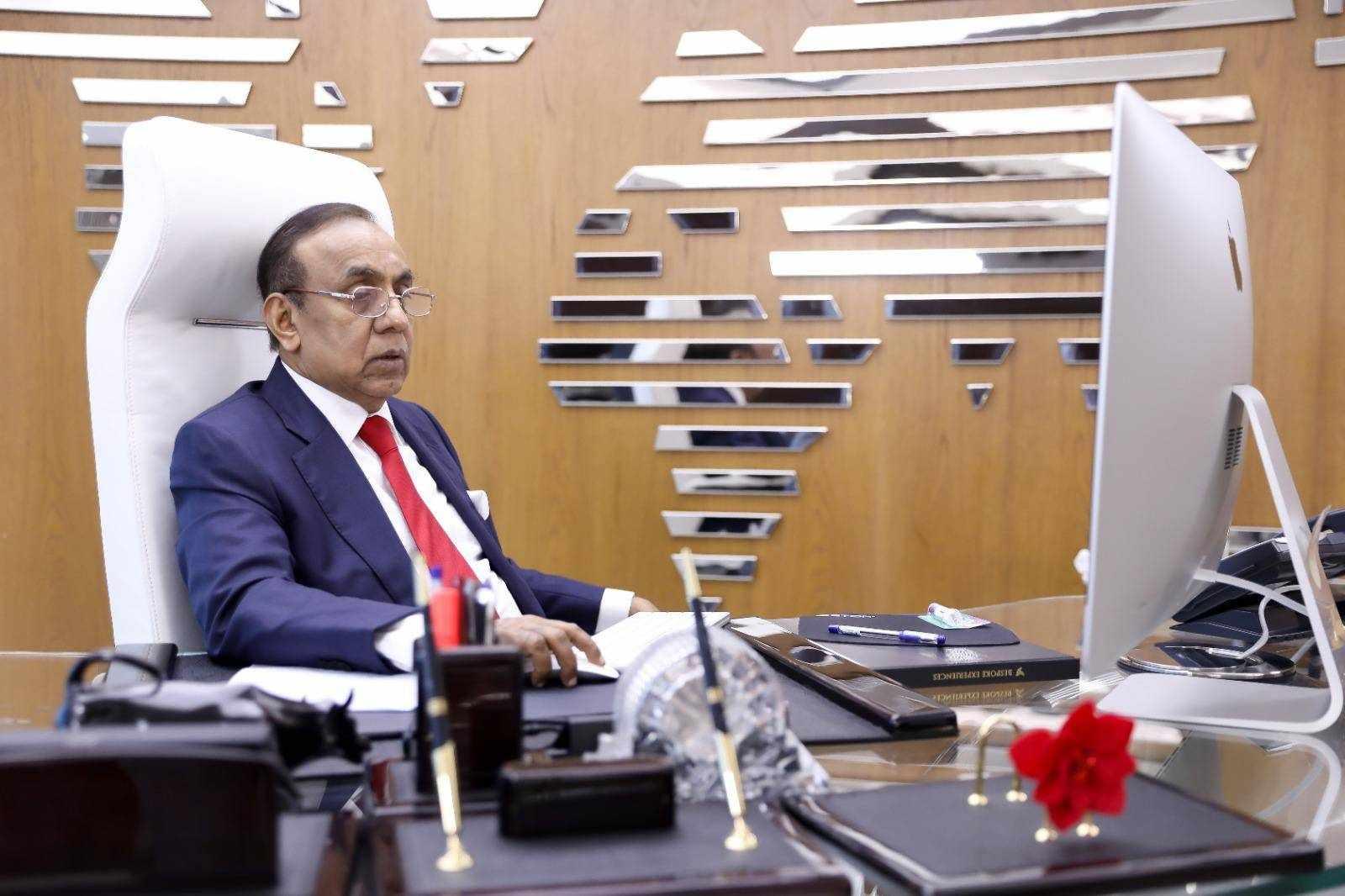 dubai covid based businessman fund