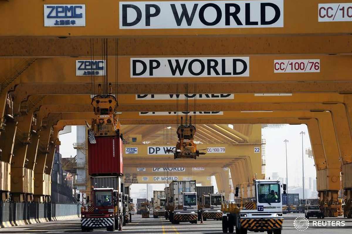 dubai dp-world automation certificates world
