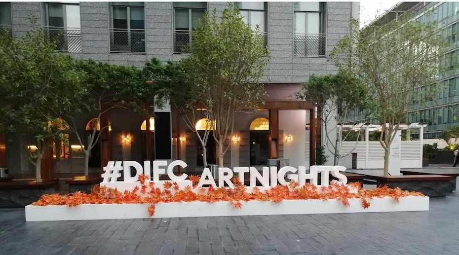 dubai edition difc art artists