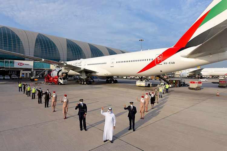 dubai emirates-airlines sheikh emirates economic