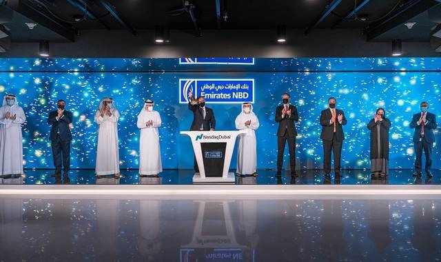 dubai emirates-nbd bonds nasdaq uae