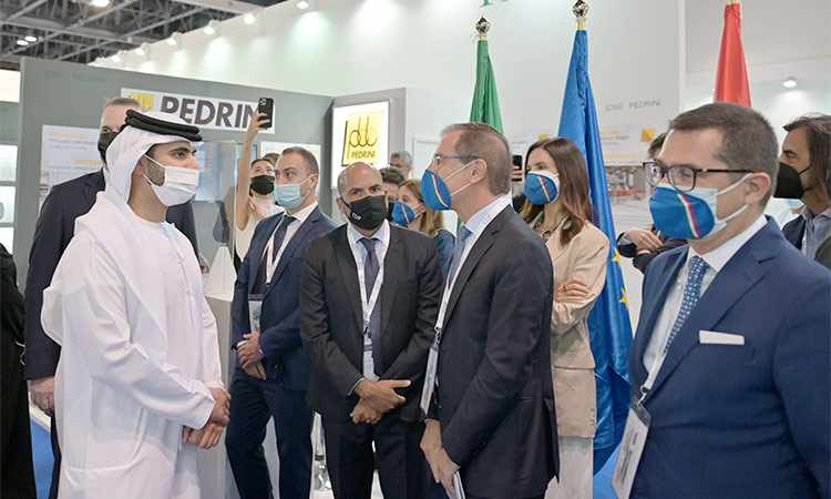 dubai, exhibition, doors, sheikh, event,