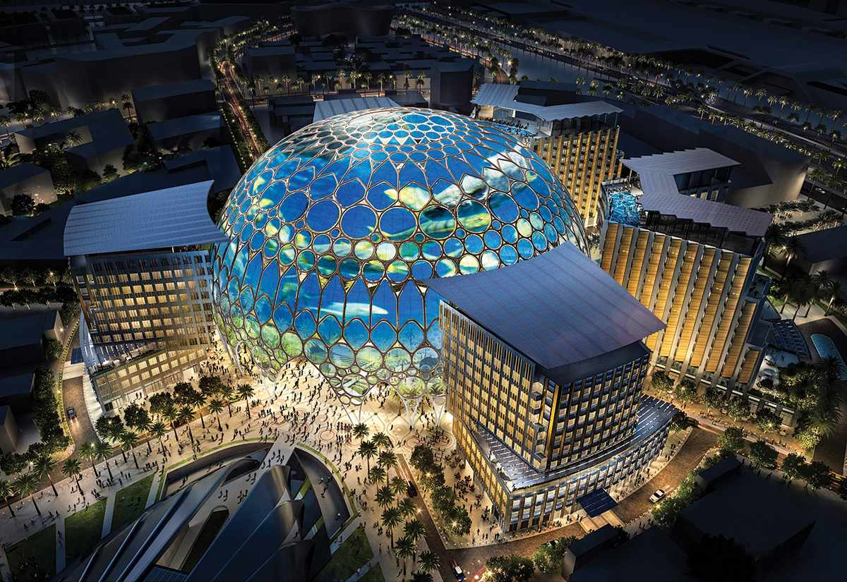 dubai expo-2020 expo officials covid