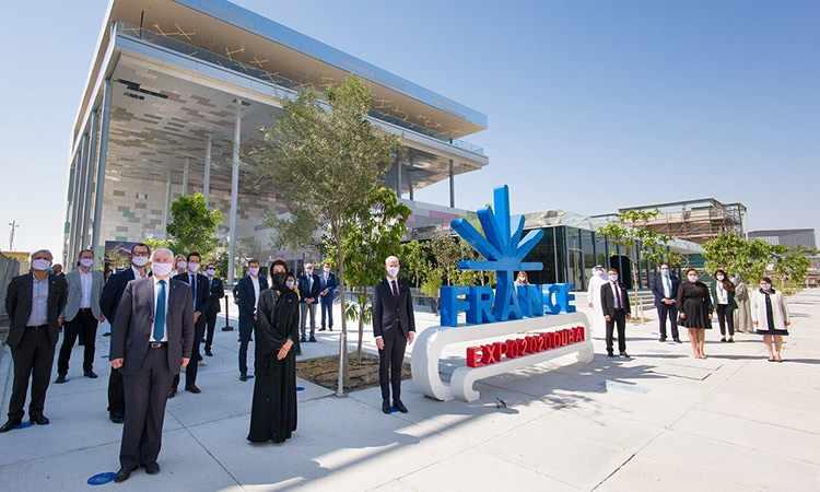 dubai expo-2020 expo pavilion inauguration
