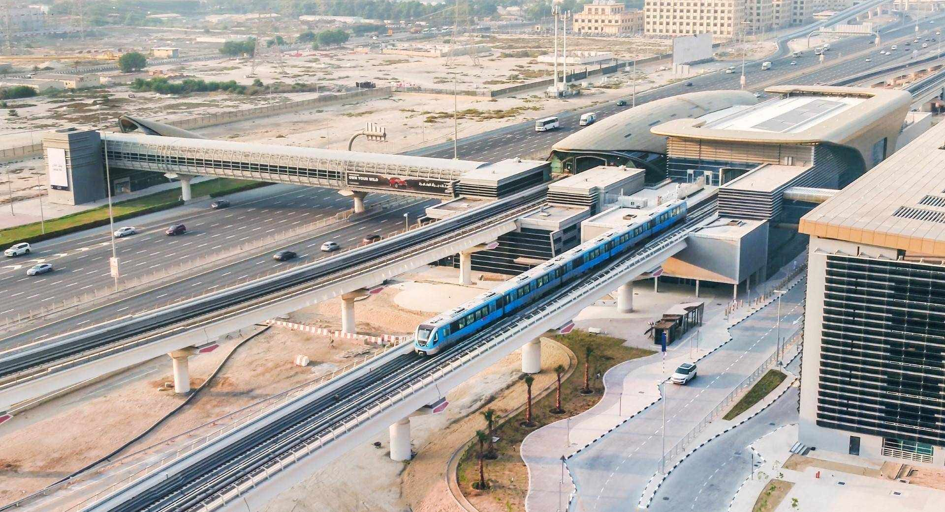 dubai, expo, projects, roads, buses,
