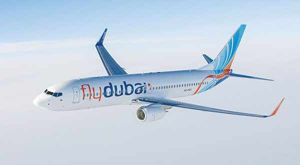dubai flydubai network destinations international