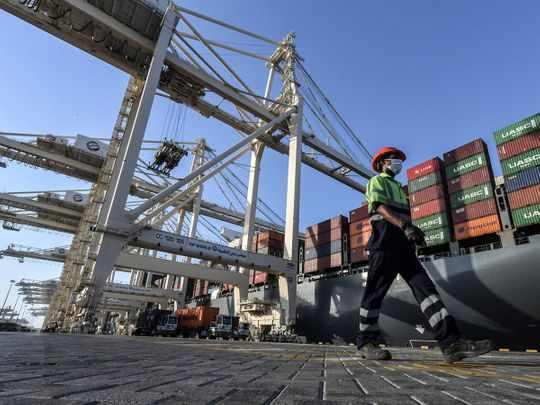 dubai global trade reset world