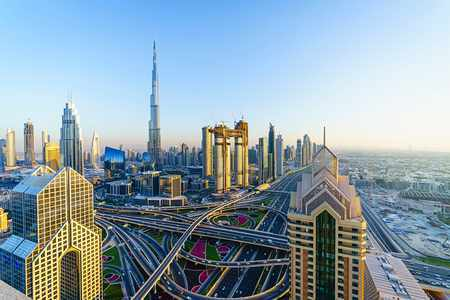 dubai improved record sales investor