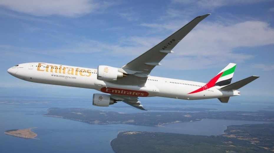 dubai malta emirates thrice flights