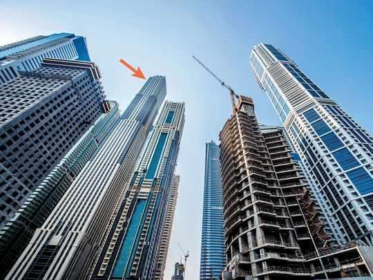 dubai marina project property buyers