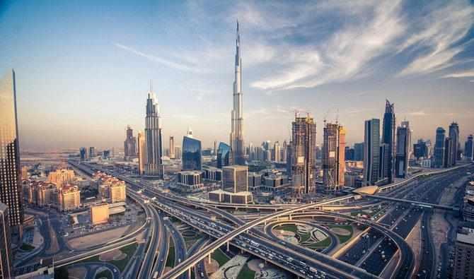 dubai oil economy slowest pace