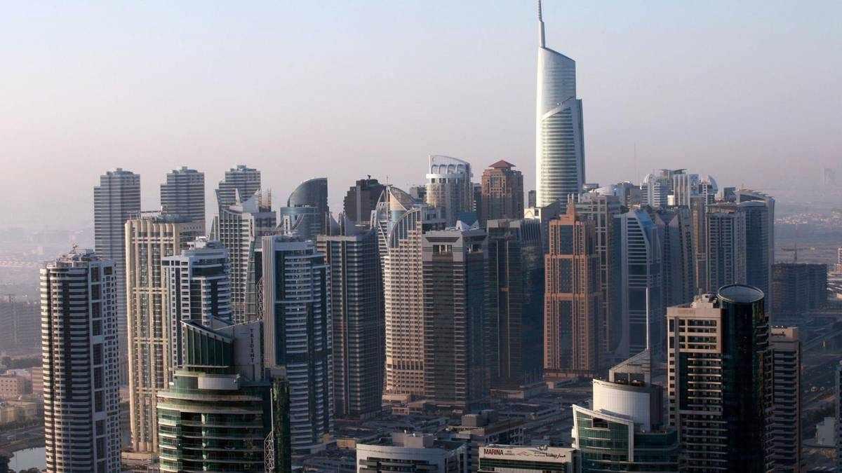 dubai property platform tokenisation broker