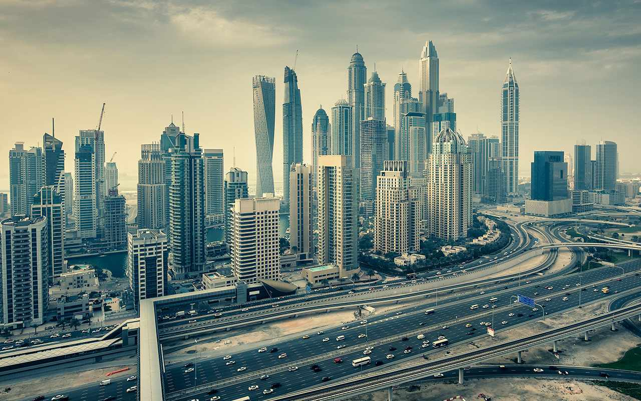 dubai property transactions percent market