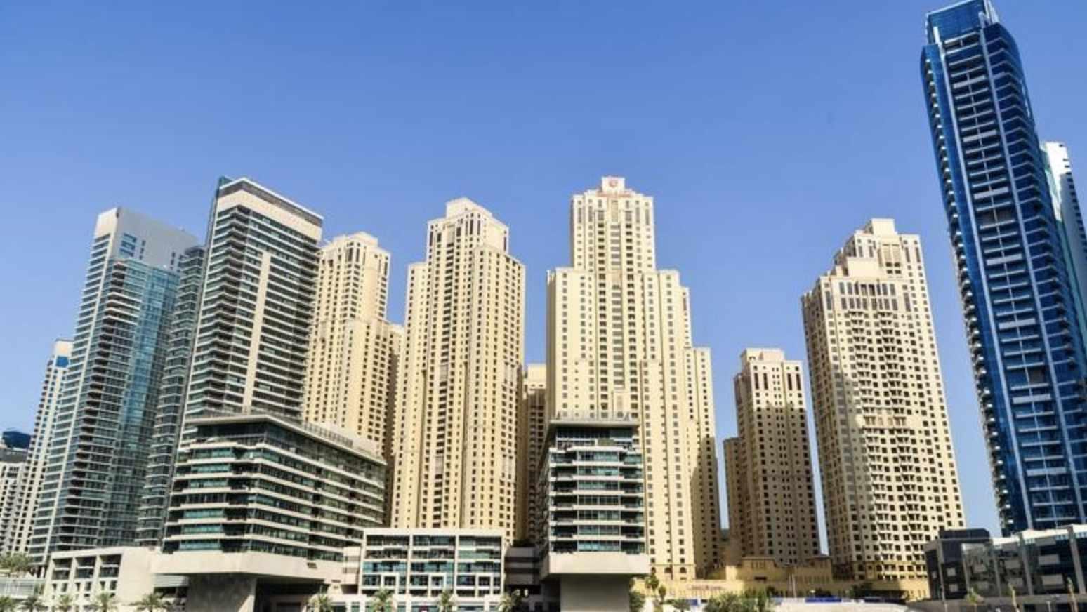 dubai rents cent market apartments